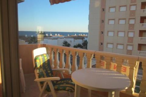 1 bedroom apartment  - Bloque 1, esc. 2, 2º D, La Manga