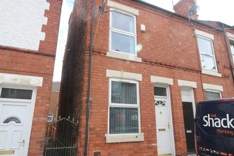 3 bedroom end of terrace house to rent - Constance Street, New Basford NG7