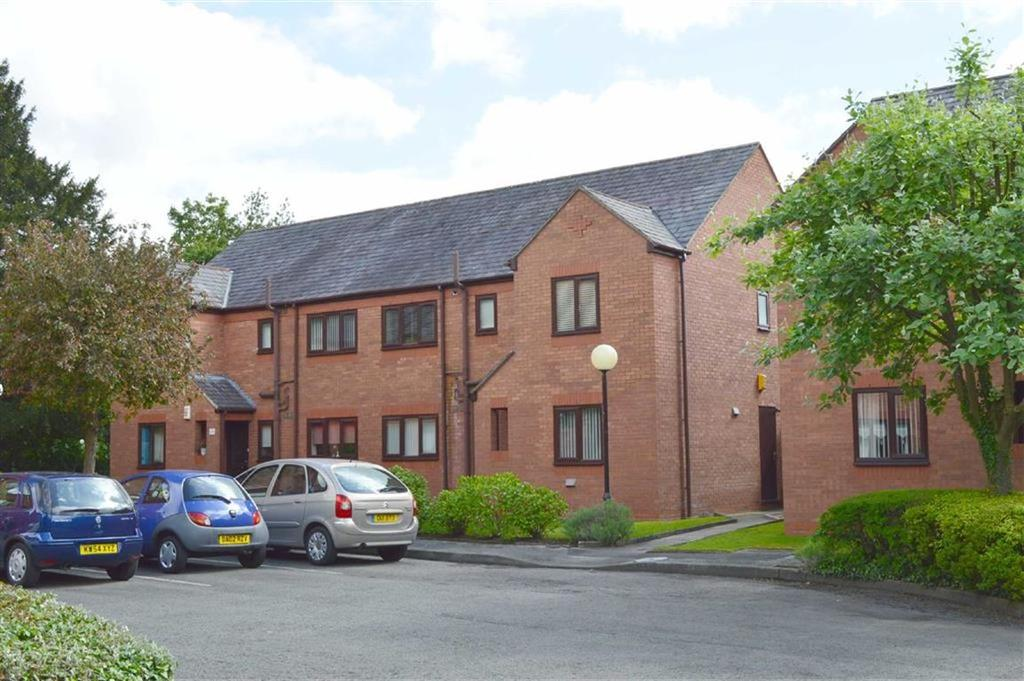 2 Bedrooms Apartment Flat for sale in Eastham Mews, CH62