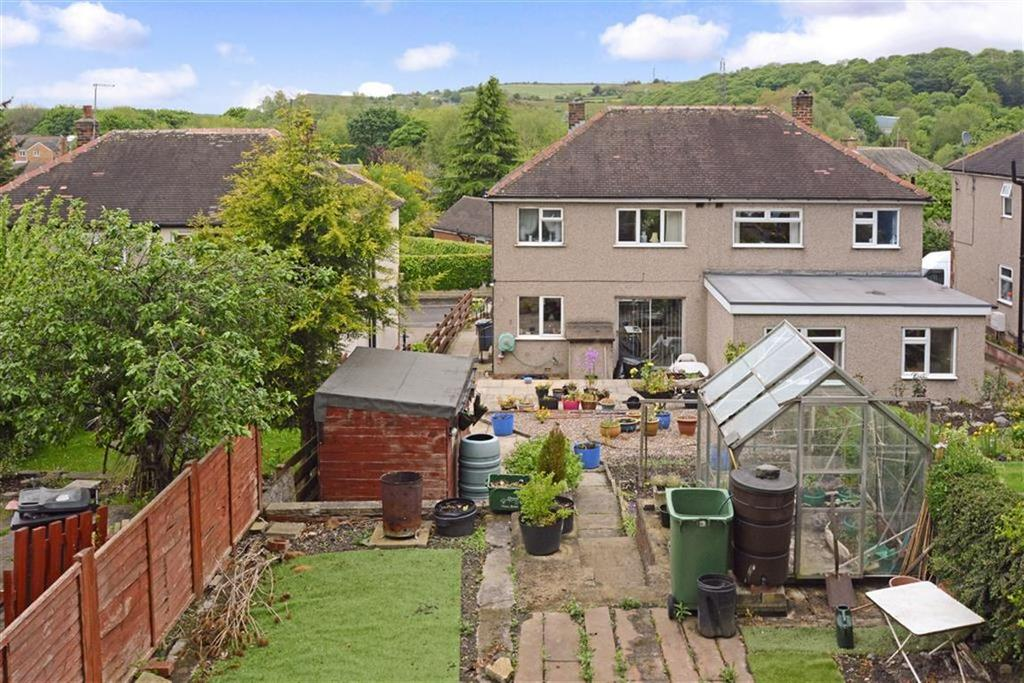 3 Bedrooms Semi Detached House for sale in Albany Drive, Dalton, Huddersfield, HD5