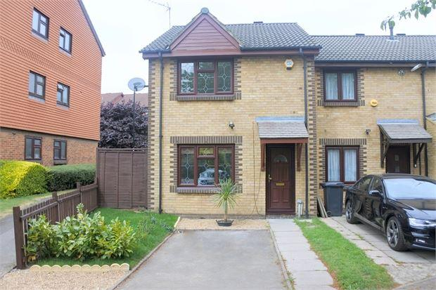 3 Bedrooms Semi Detached House for sale in Tarragon Close, New Cross , London, SE14 6DL