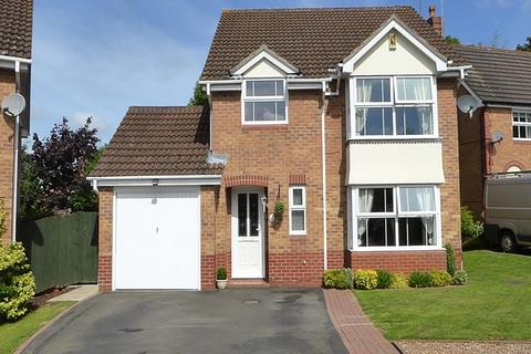 4 bedroom detached house for sale - Trentham Close, East Hunsbury, Northampton, NN4