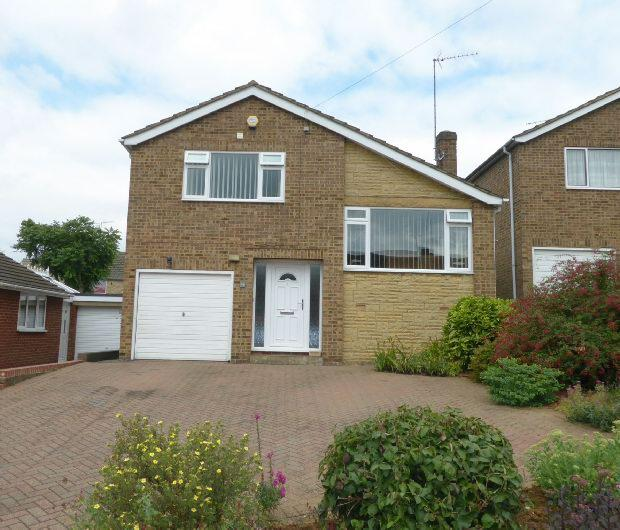 4 Bedrooms Detached House for sale in Wesley Drive, Banbury