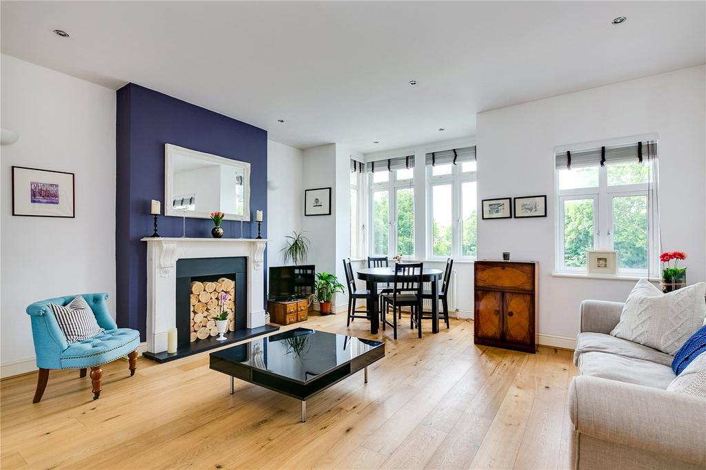 2 Bedrooms Flat for sale in Windmill Road, Wandsworth, London