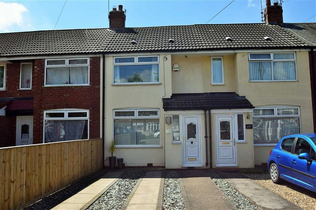 3 Bedrooms Terraced House for sale in Wold Road, Hull