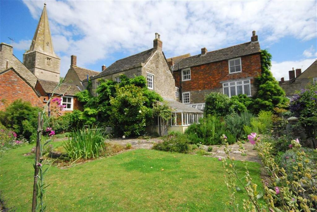 6 Bedrooms End Of Terrace House for sale in St Aldhelm's, 12-14, Gloucester Street, Malmesbury