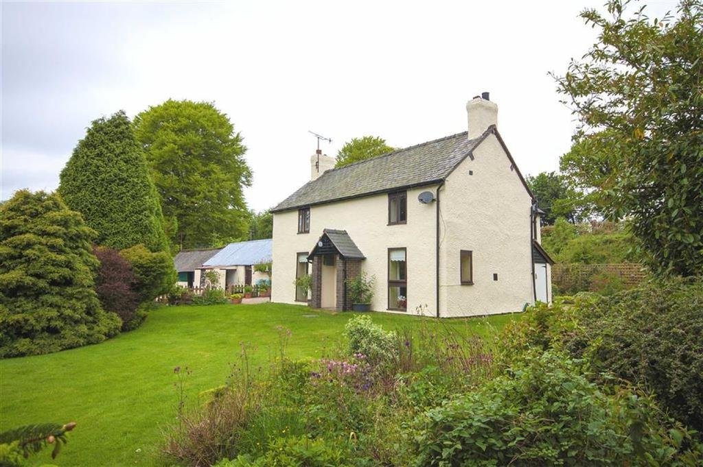 3 Bedrooms Detached House for sale in Pen Y Garnedd, Llanrhaeadr Ym Mochnant, SY10