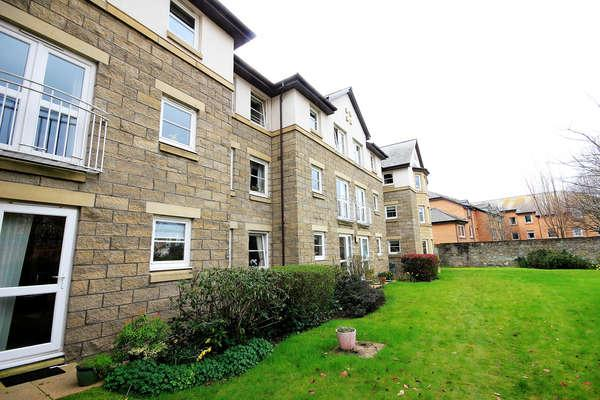 1 Bedroom Retirement Property for sale in 10 Dalblair Court, Ayr, KA7 1UJ
