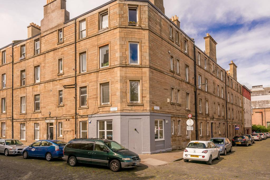 1 Bedroom Flat for sale in 12 GF3 Halmyre Street, Leith, EH6 8PZ