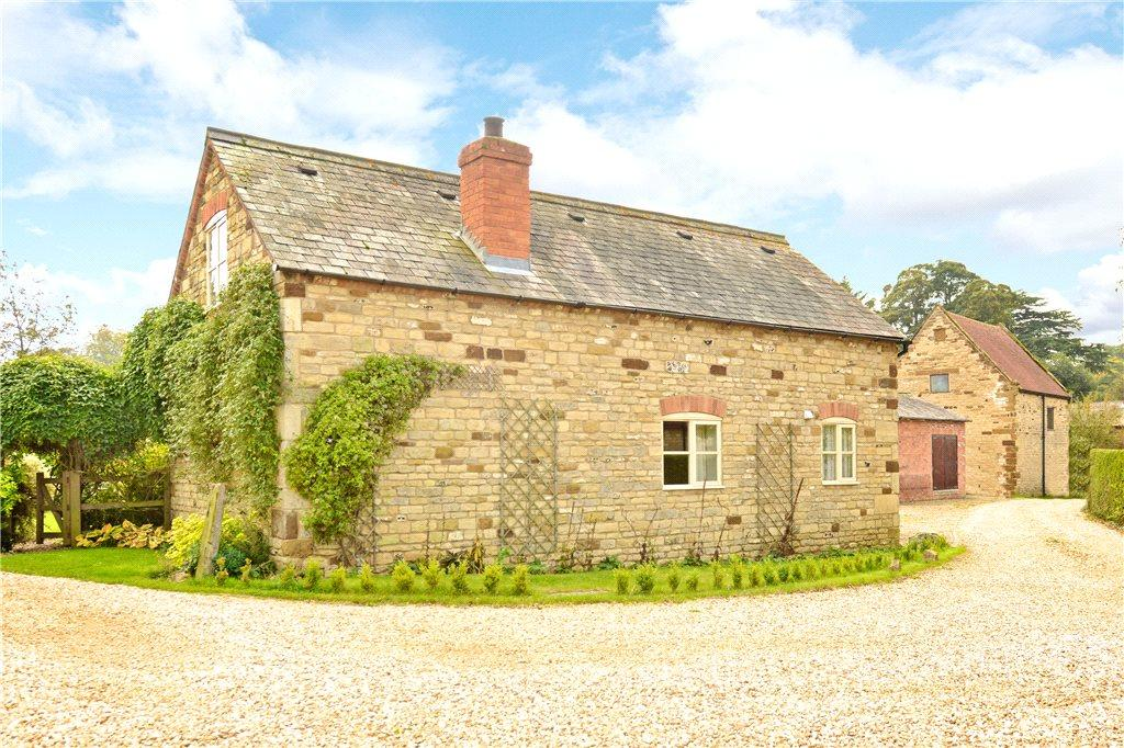 4 Bedrooms Barn Conversion Character Property for sale in Main Street, Church Stowe, Northamptonshire