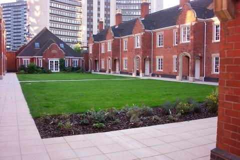 1 bedroom flat to rent - Garden Court, City Centre, Birmingham, West Midlands B16