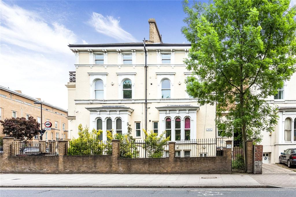 2 Bedrooms Flat for sale in Hornsey Rise, London, N19