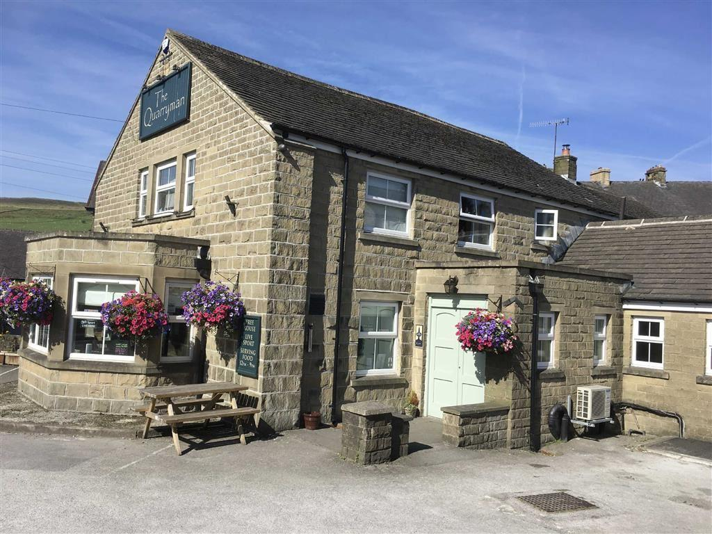 4 Bedrooms Detached House for sale in Station Road, Dove Holes, Nr Buxton
