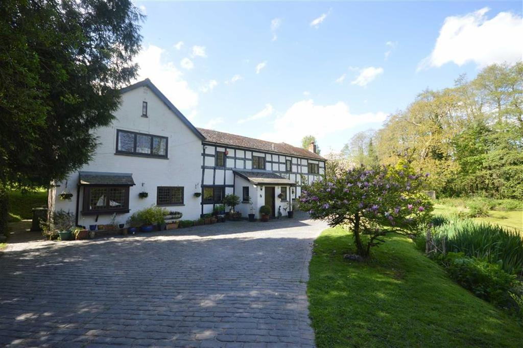 4 Bedrooms Detached House for sale in Pondside, Eyton, Leominster, Herefordshire, HR6