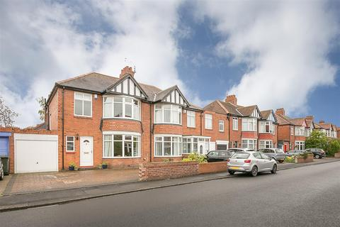 3 bedroom semi-detached house for sale - Layfield Road, Newcastle upon Tyne