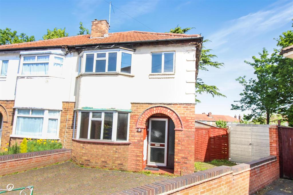 3 Bedrooms Semi Detached House for sale in Southlea Close, Leamington Spa