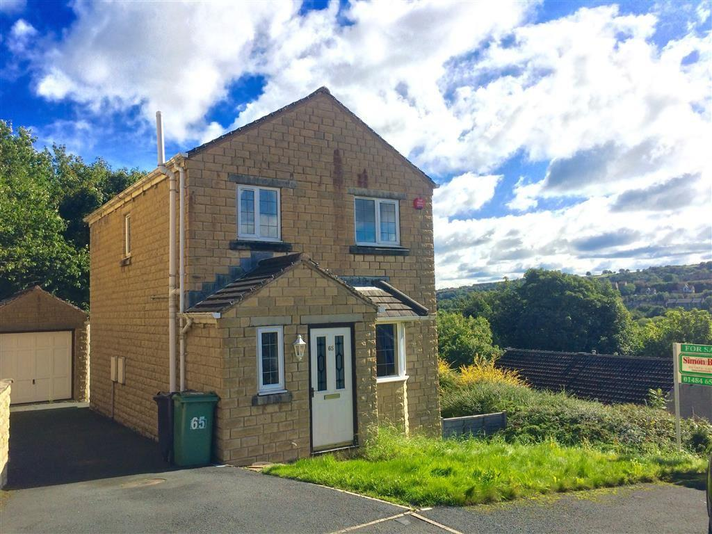 3 Bedrooms Detached House for sale in New Street, Golcar, Huddersfield, HD7