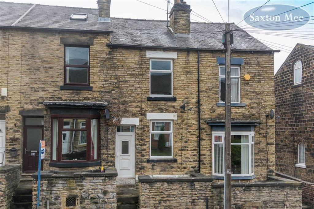 3 Bedrooms Terraced House for sale in Dykes Hall Road, Hillsborough, Sheffield, S6