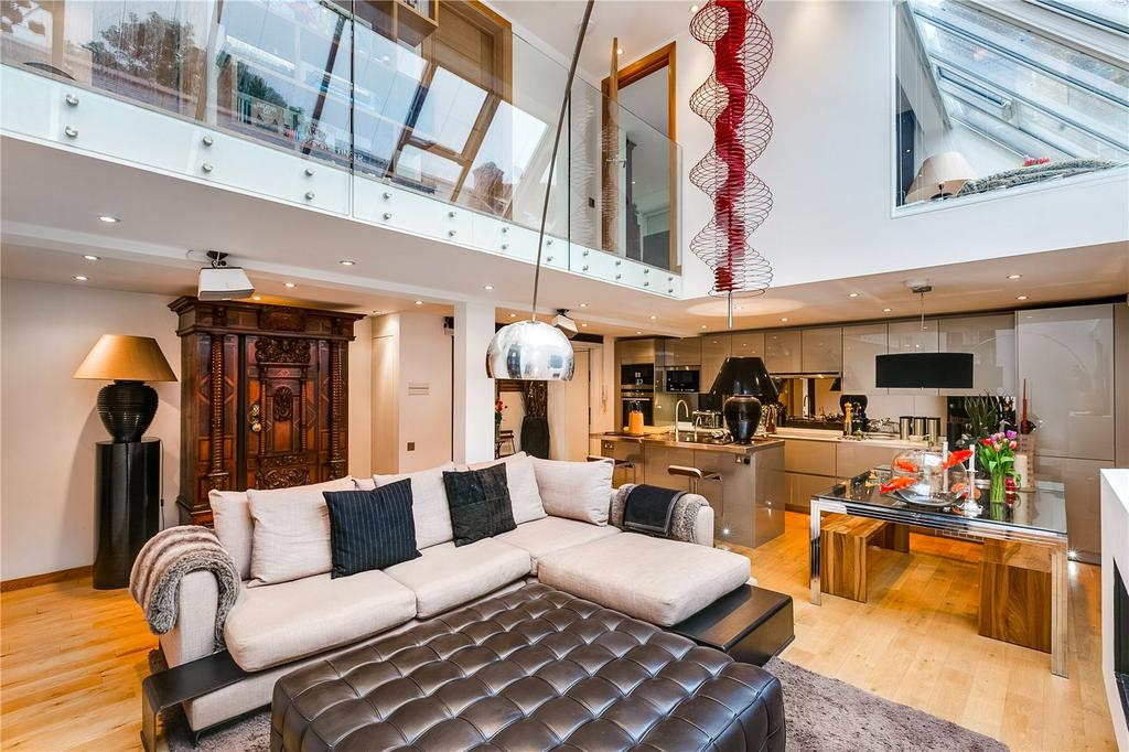2 Bedrooms House for sale in Gunter Grove, Chelsea