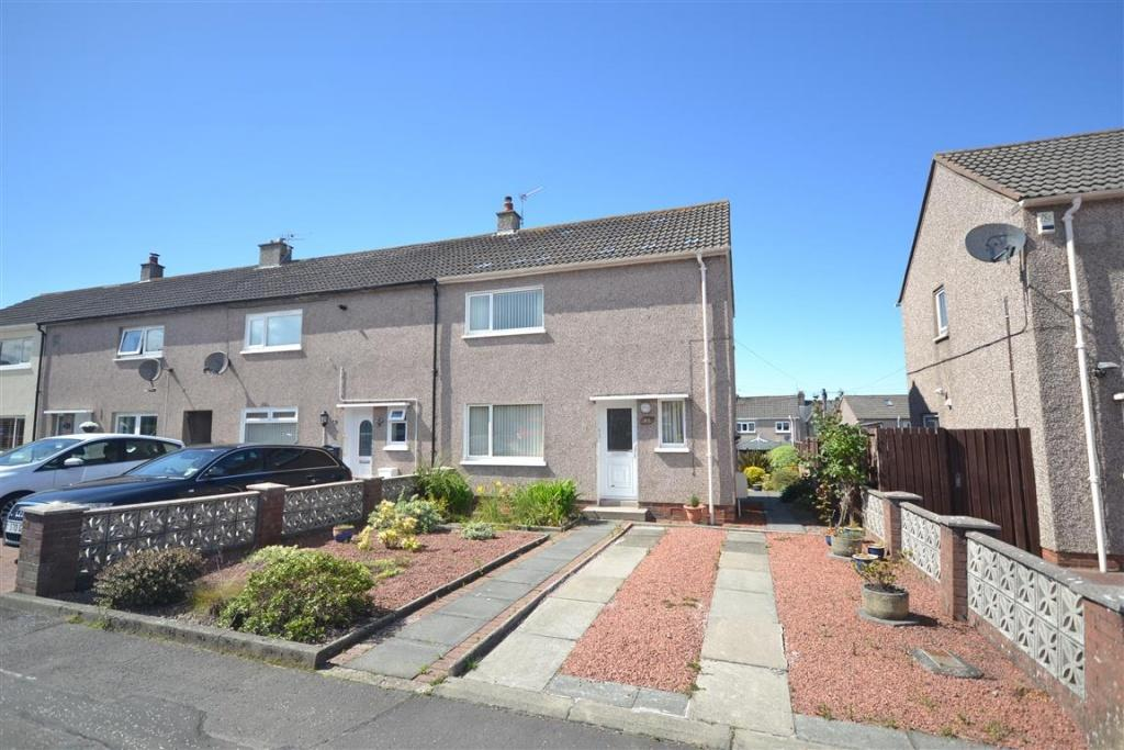 2 Bedrooms End Of Terrace House for sale in 23 Belmont Drive, Ayr, KA7 2LU