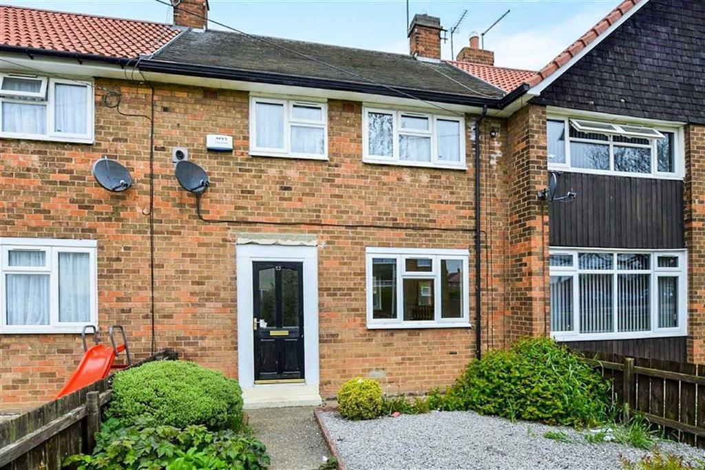 2 Bedrooms Terraced House for sale in Corbridge Close, Greatfield Estate, Hull, East Yorkshire, HU9