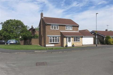 4 bedroom detached house for sale - St Peters Close, Glenfield