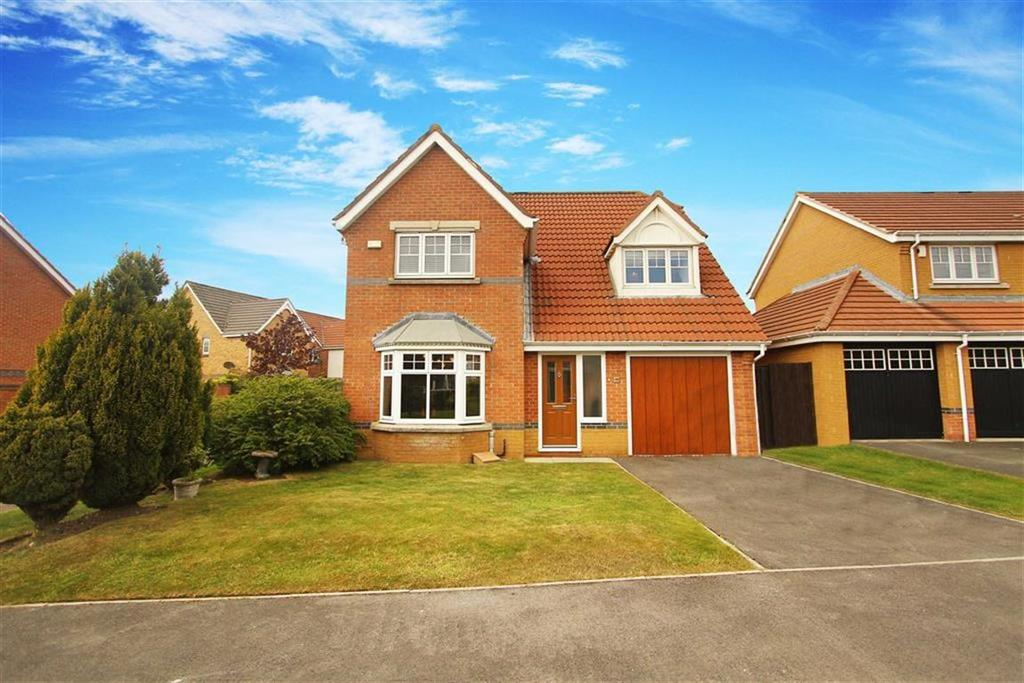 4 Bedrooms Detached House for sale in Bede Close, Holystone, Tyne And Wear