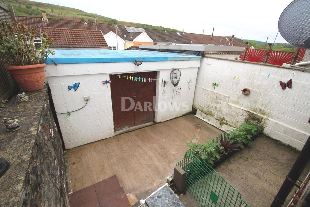 3 Bedrooms End Of Terrace House for sale in Crawshay Street, Ynysbwl
