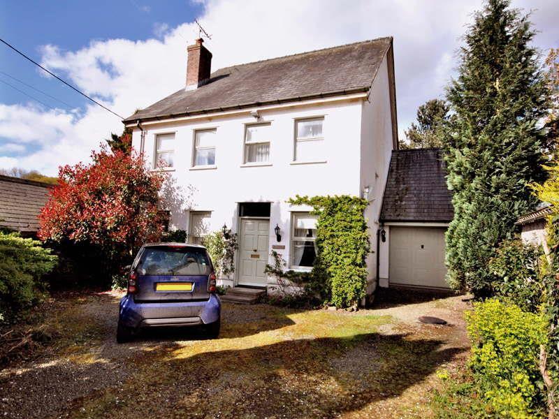 4 Bedrooms House for sale in Cilycwm, Nr Llandovery