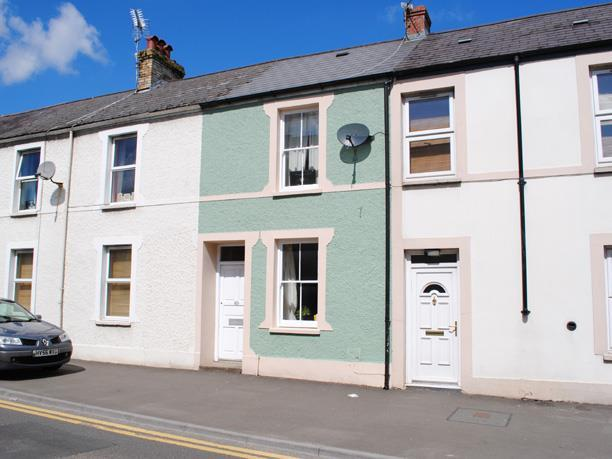 2 Bedrooms House for sale in Priory Street, Carmarthen