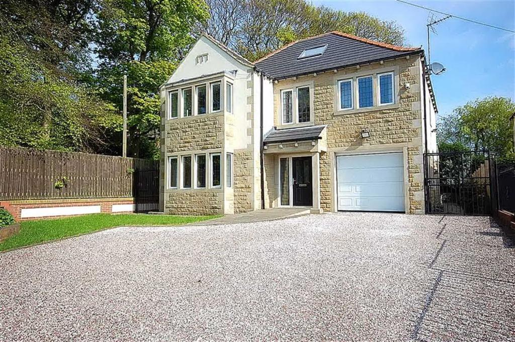 5 Bedrooms Detached House for sale in Fixby Road, Fixby, Huddersfield, HD2
