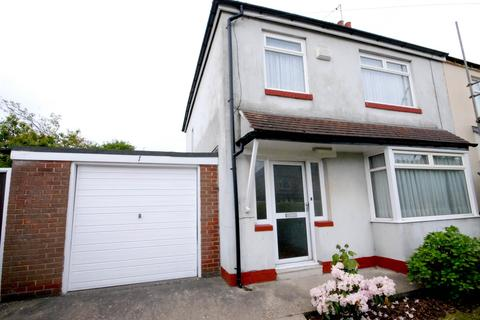 3 bedroom semi-detached house for sale - Willowfield Avenue, Gosforth