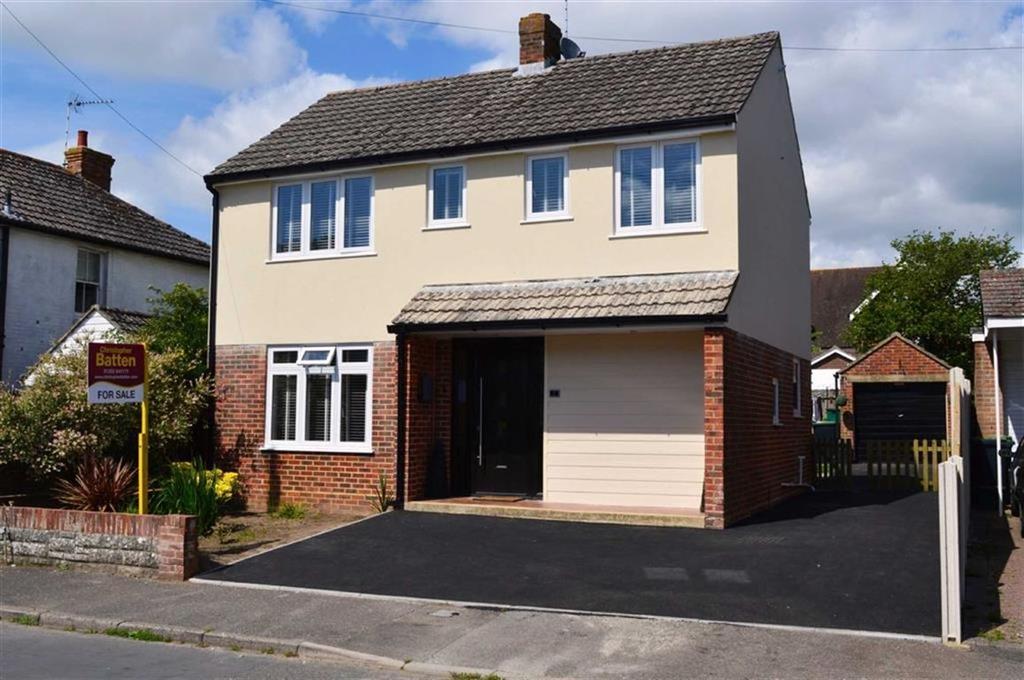 4 Bedrooms Detached House for sale in Shakespeare Road, Wimborne, Dorset