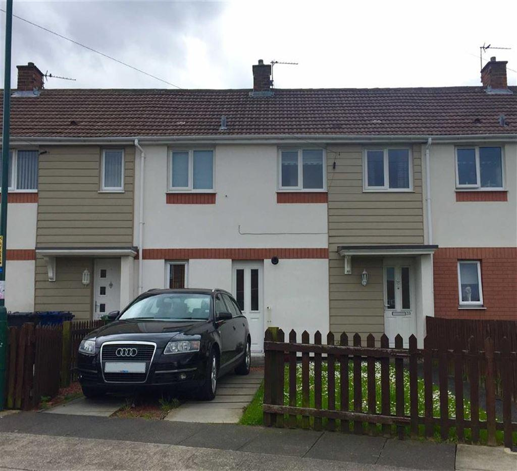 2 Bedrooms Terraced House for sale in Boswell Avenue, South Shields