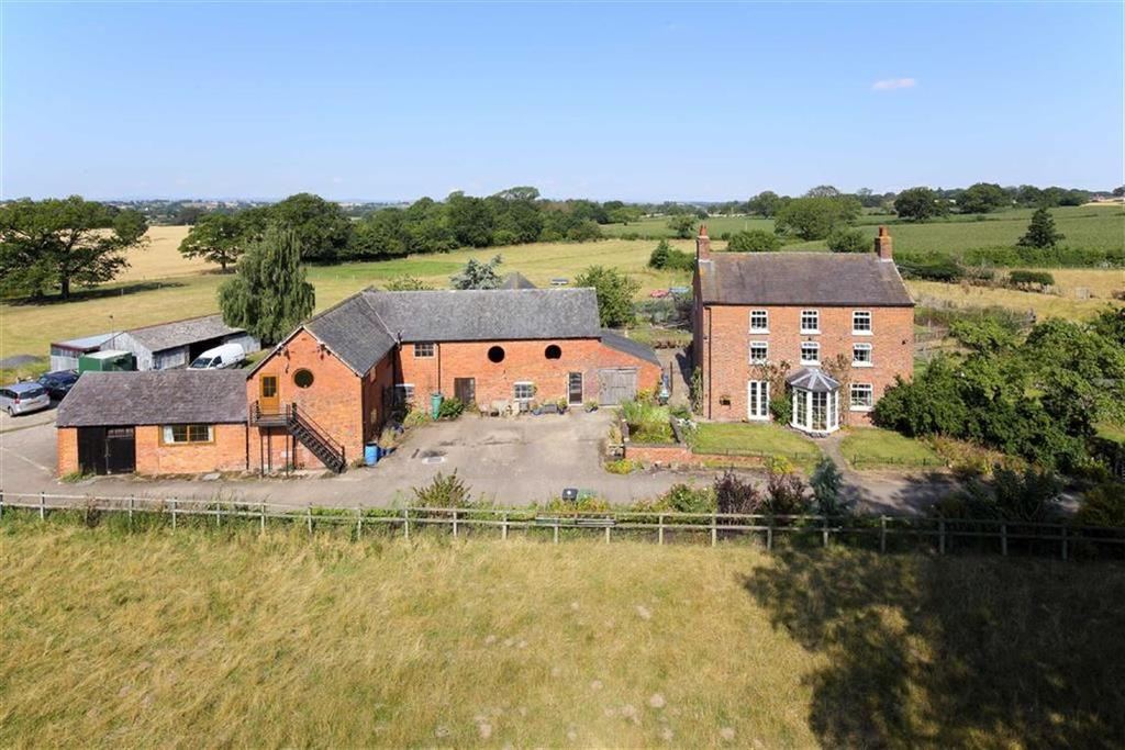 6 Bedrooms Detached House for sale in Burlton, Nr Shrewsbury, SY4