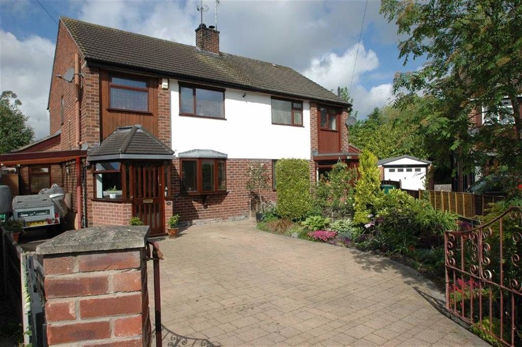 3 Bedrooms Semi Detached House for sale in Balmoral Park, Chester