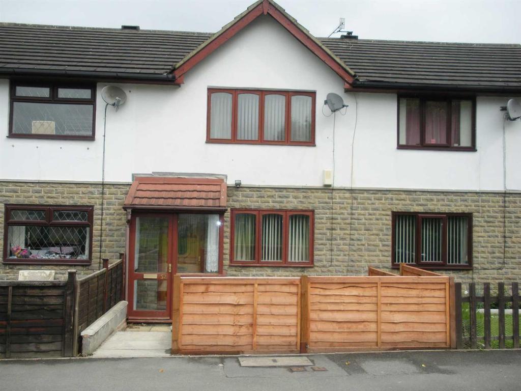 2 Bedrooms Terraced House for sale in Birks Fold, Lidget Green,Bradford,BD7 2QN