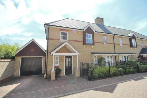 3 bedroom semi-detached house for sale - Nancy Edwards Place, Chelmsford, Essex, CM1
