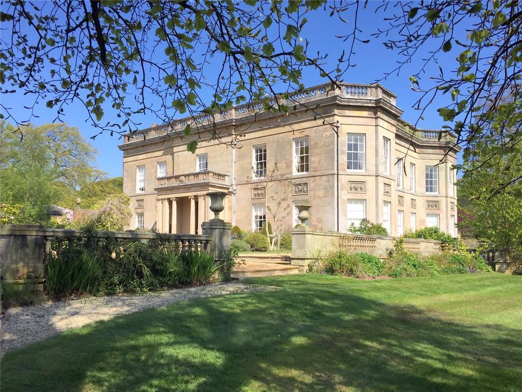 3 Bedrooms Flat for sale in Birtles Hall, Birtles Lane, Over Alderley, SK10