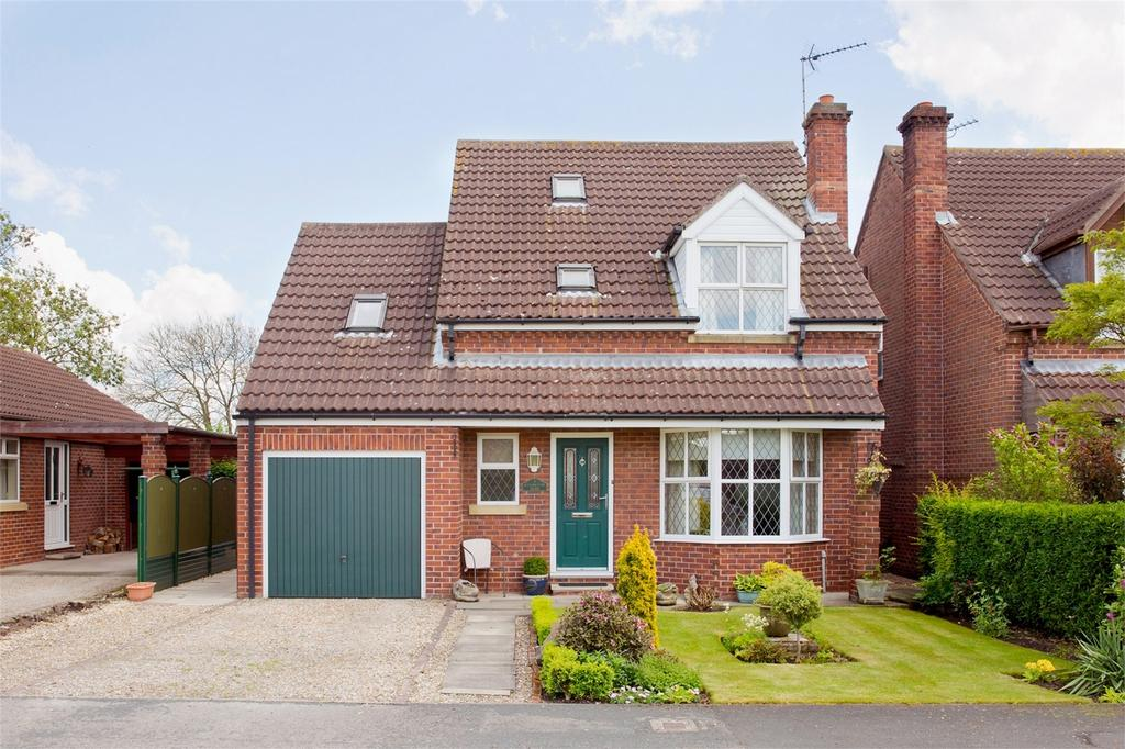 4 Bedrooms Detached House for sale in 3 Elvington Park, Elvington, York