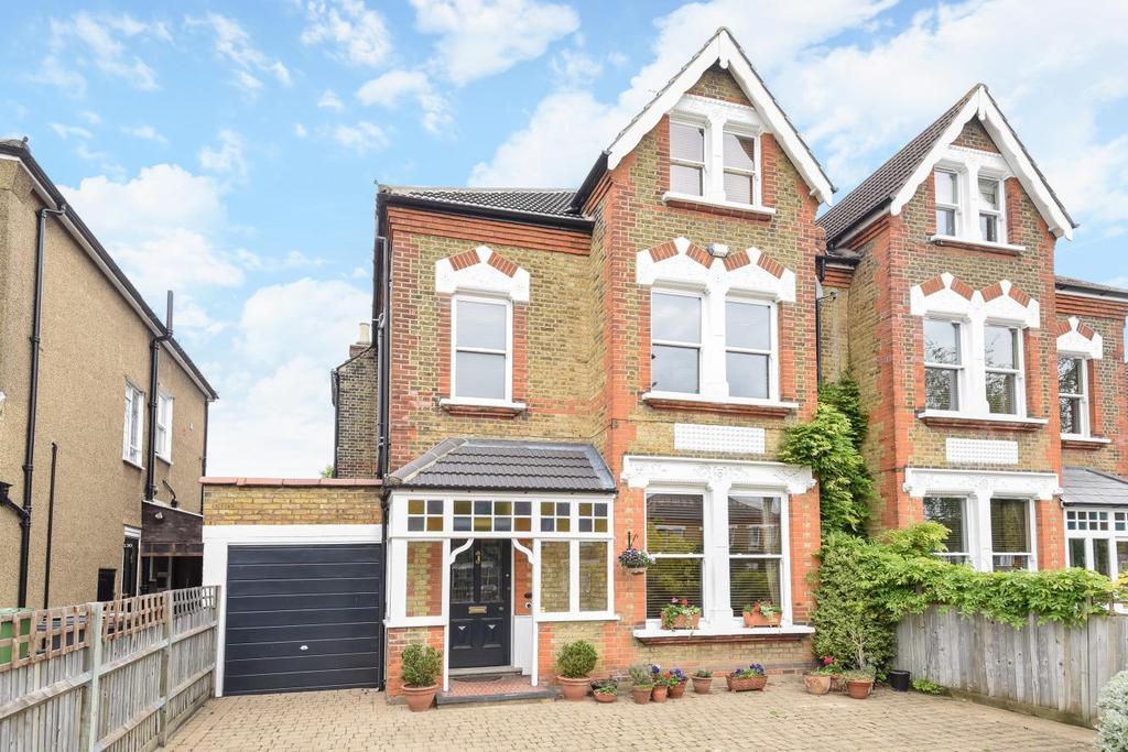 6 Bedrooms Semi Detached House for sale in Lennard Road, Beckenham, BR3