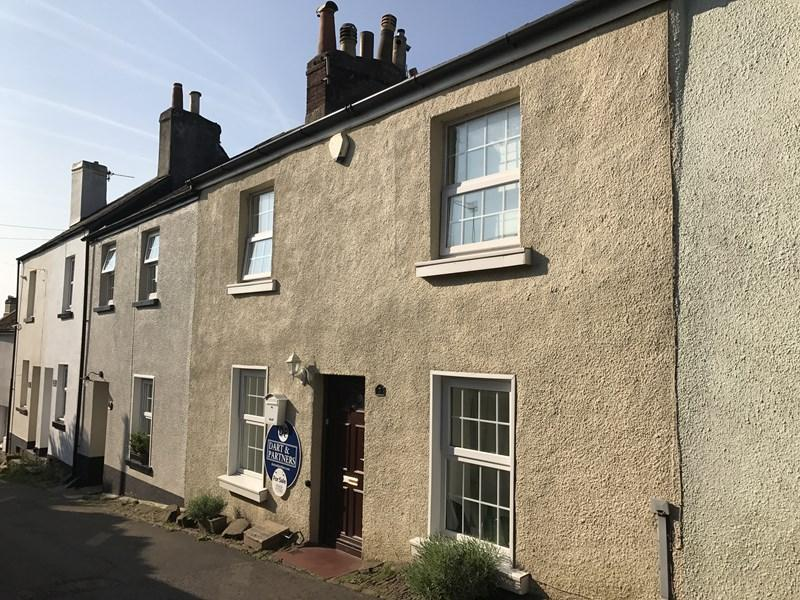 3 Bedrooms Cottage House for sale in Clanage Street, Bishopsteignton, Teignmouth