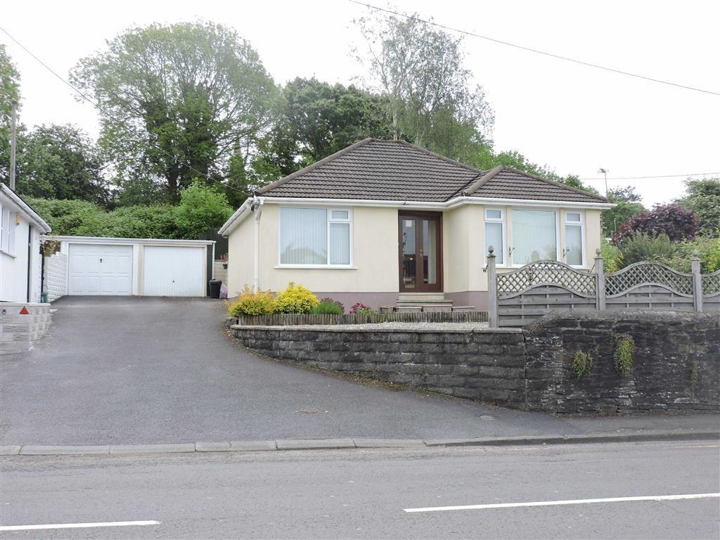 2 Bedrooms Detached Bungalow for sale in Pentre Road, Pontarddulais