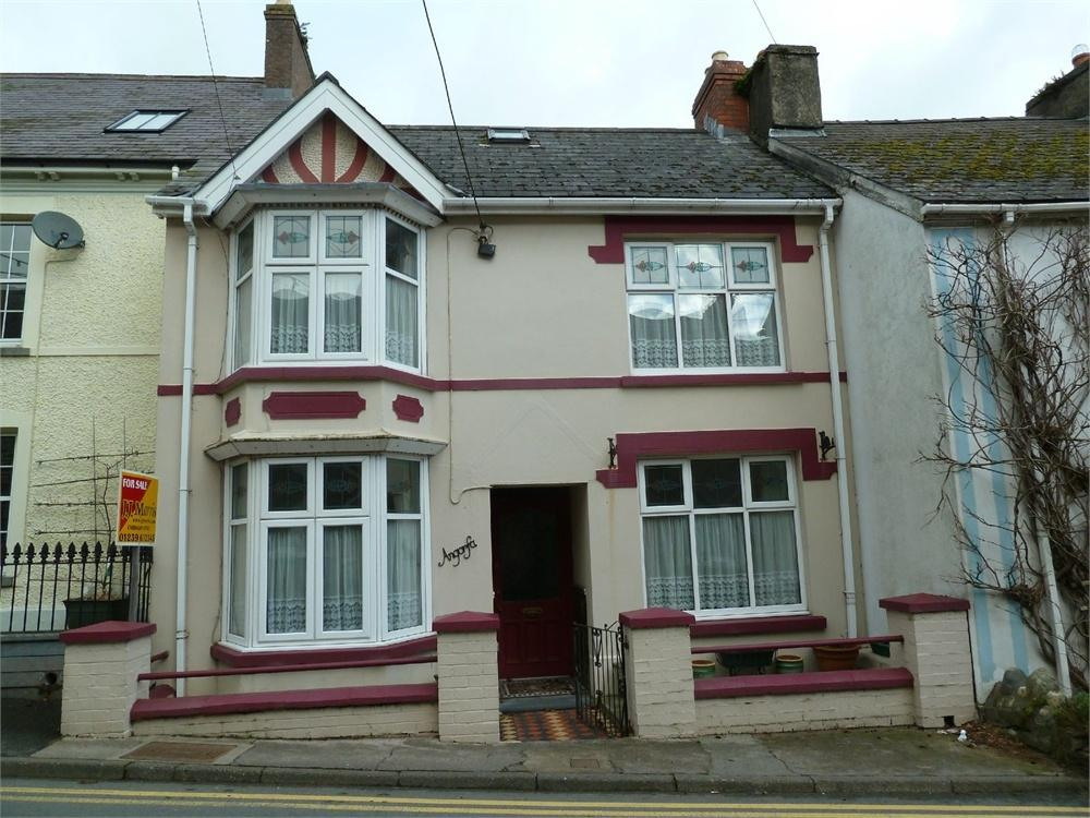 3 Bedrooms Terraced House for sale in High Street, St Dogmaels, Cardigan, Pembrokeshire