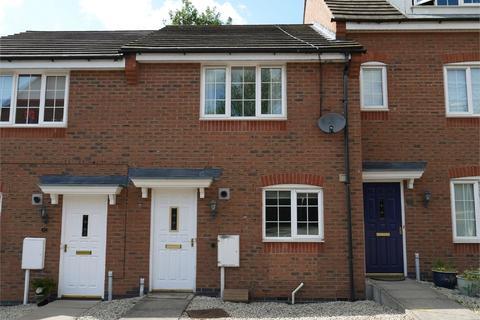 2 bedroom terraced house for sale - Erringtons Close, Glen Rise, Oadby, Leicester
