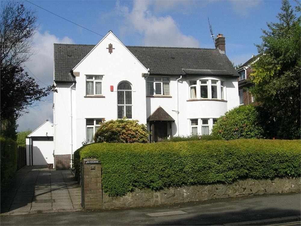 4 Bedrooms Detached House for sale in Cyncoed Road, Cyncoed, Cardiff
