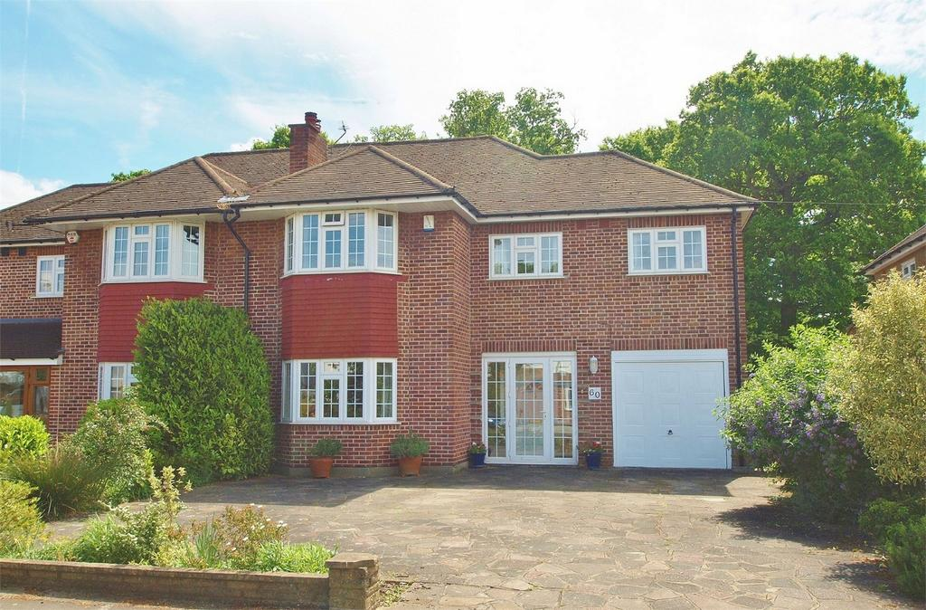 4 Bedrooms Semi Detached House for sale in Bushey Way, Park Langley, Beckenham