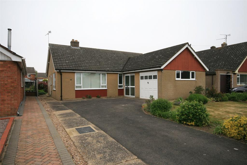 3 Bedrooms Detached Bungalow for sale in Kingsway, Boston, PE21