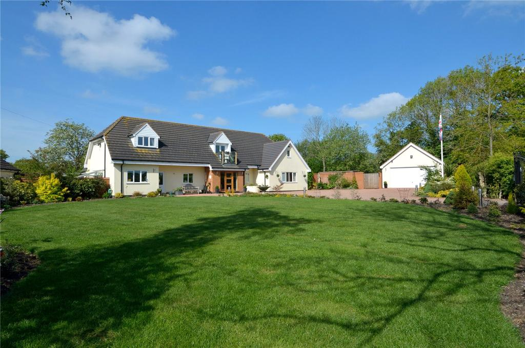 4 Bedrooms Detached House for sale in Dormston, Worcestershire
