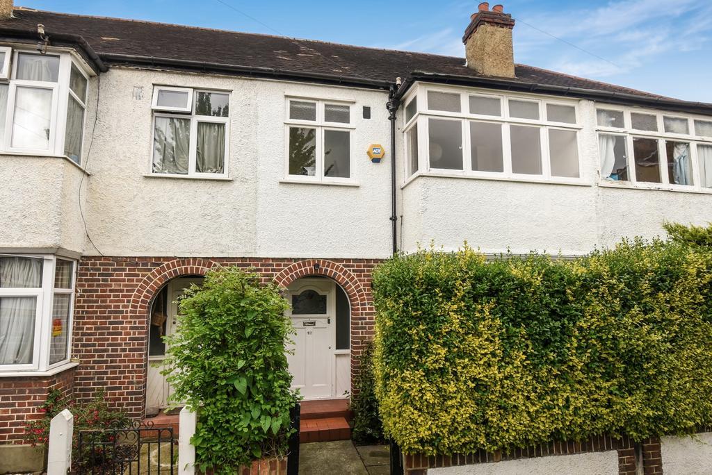 3 Bedrooms Terraced House for sale in Pleydell Avenue London SE19